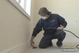 Air duct cleaning procedure