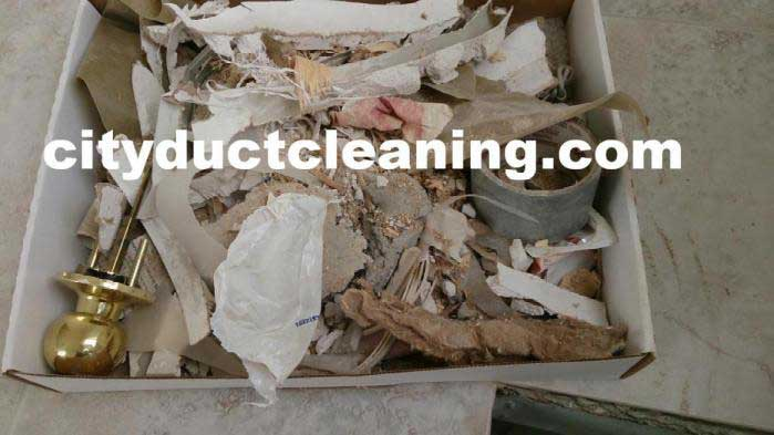 DuctCleaning after renovation