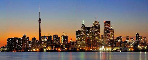 Toronto skylinex