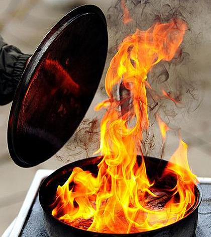 Preventing deadly kitchen fires