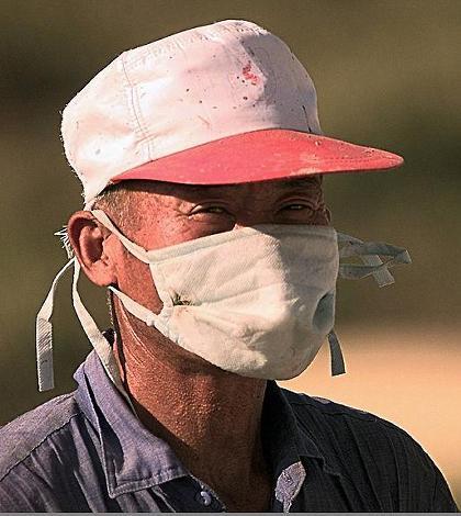 107mmx kinds of dust masks