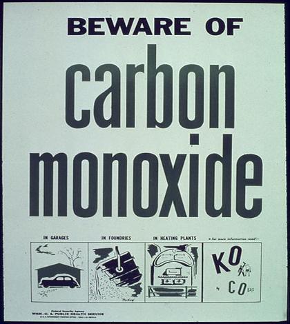 108mmx beware of carbon monoxide