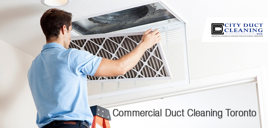 Commercial Duct Cleaning Toronto