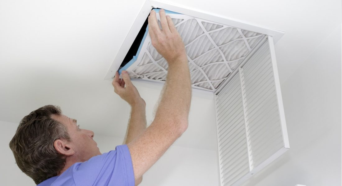 Home duct cleaning services