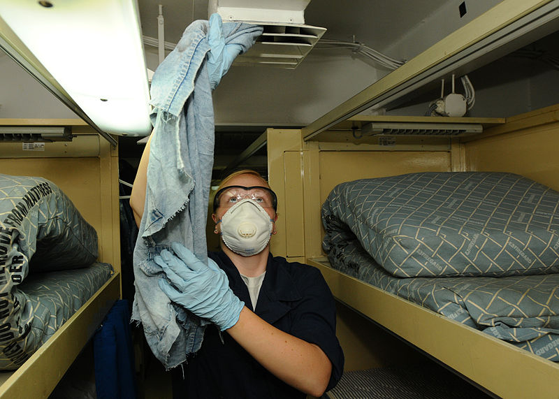 Air duct cleaning to reduce allergies toronto