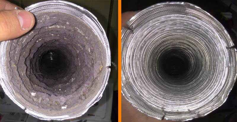 dryer vent cleaning in Toronto