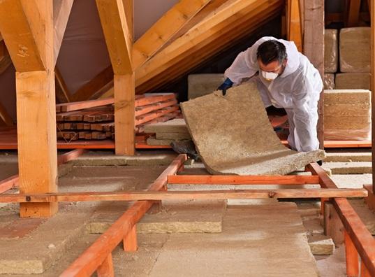 attic insulation removal in Toronto