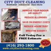 Residential Duct Cleaning