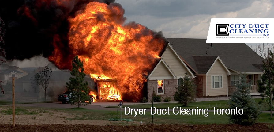 Dryer Duct Cleaning Toronto