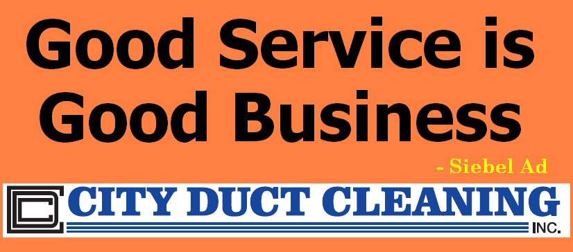 Yes good service is good business